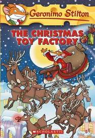 The Christmas Toy Factory (Geronimo Stilton #27) by Geronimo Stilton image