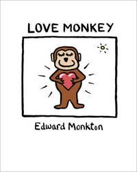 Love Monkey by Edward Monkton