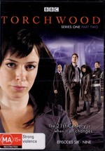 Torchwood - Series 1: Part 2 - Episodes 6-9 (2 Disc Set) on DVD