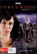 Torchwood - Series 1: Part 2 - Episodes 6-9 (2 Disc Set) on DVD