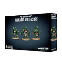Warhammer 40,000 Dark Angels Primaris Aggressors