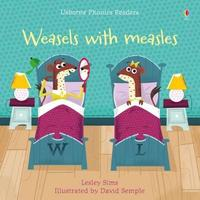 Weasels with Measles by Lesley Sims