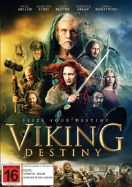 Viking Destiny on DVD