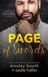 Page of Swords by Ainsley Booth