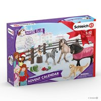 Schleich: 2019 Advent Calendar - Horse Club