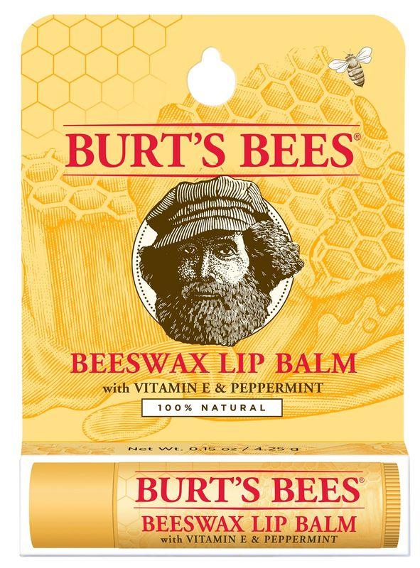 Burt's Bees: Lip Balm Tube - Beeswax (4.25g)