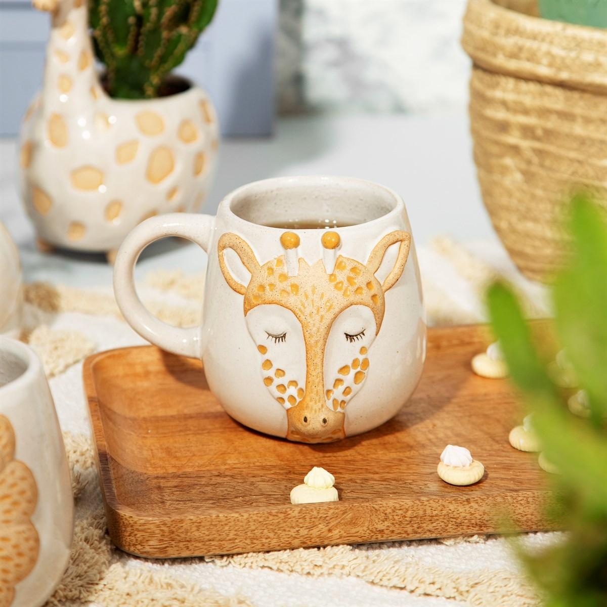 Sass & Belle: Gina Giraffe Mug image