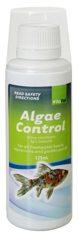 Vitapet: Algae Control 125ml