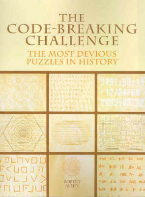 The Code-Breaking Challenge by Allen Robert image