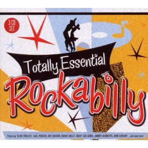 The Essential Rockabilly (3CD) by Various image