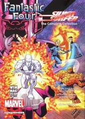 Fantastic Four Silver Surfer Complete Comic Collection image