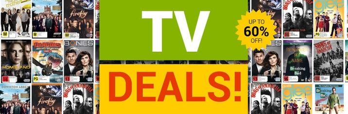 Cheap TV Series DVDs