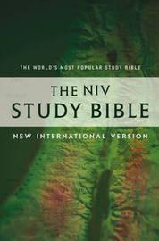 NIV Compact Study Bible by International Bible Society image