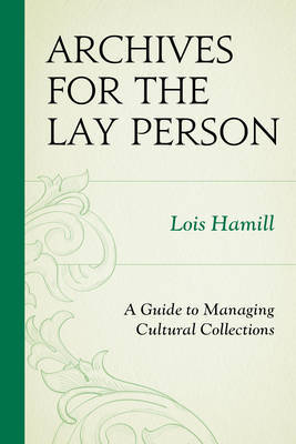 Archives for the Lay Person by Lois Hamill image