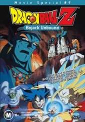 Dragon Ball Z - Movie 09 - Bojack Unbound on DVD