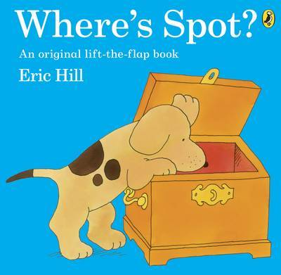 Where's Spot? by Eric Hill image