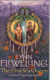 Oracle's Queen by Lynn Flewelling image
