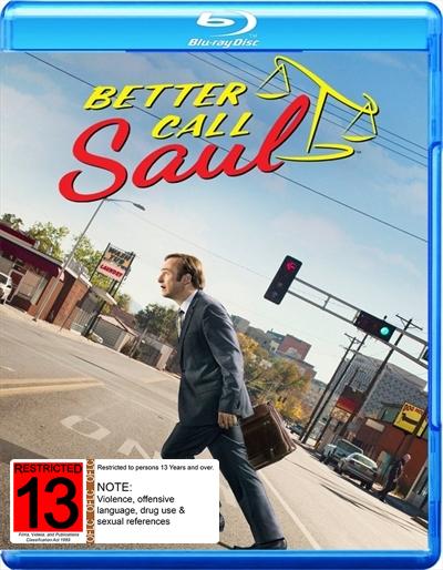 Better Call Saul - Season 2 on Blu-ray