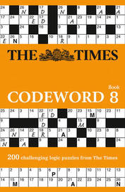 The Times Codeword 8 by The Times Mind Games