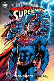 Superman The Coming Of The Supermen by Neal Adams