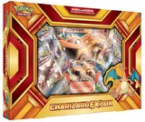 Pokemon TCG Charizard- Fire Blast EX Box