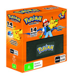 Pokemon - Season 2 (14 Disc Super Wallet) on DVD
