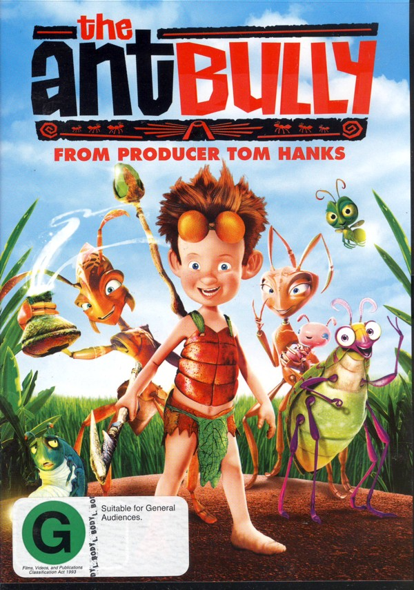 The Ant Bully on DVD image