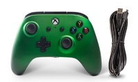 Xbox One Enhanced Wired Controller - Emerald Fade for Xbox One image