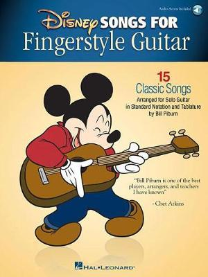 Disney Songs For Fingerstyle Guitar image