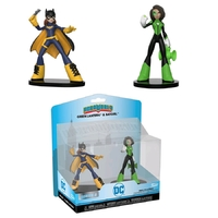 DC Comics - HeroWorld Figures #2 (2-Pack) image