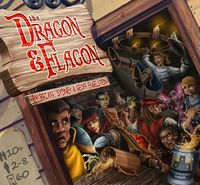 The Dragon & Flagon - Board Game