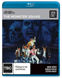 The Monster Squad on Blu-ray image