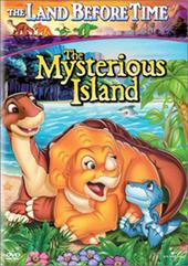 The Land Before Time - Vol 5 - The Mysterious Island on DVD