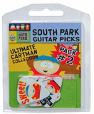 South Park Guitar Picks Multi Pack 2 (Set 5)