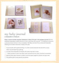 My Baby Journal image