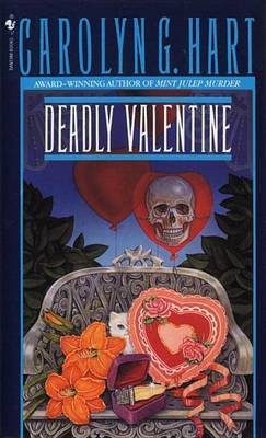 Deadly Valentine by Carolyn G Hart image