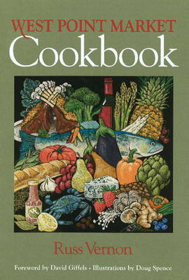 West Point Market Cookbook by Russ Vernon image