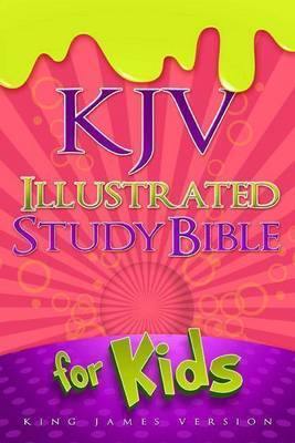 Illustrated Study Bible for Kids-KJV