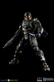 "Halo 4 Master Chief 12"" Figure image"
