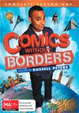 Comics Without Borders: Russell Peters - Season 1 (2 Disc Set) on DVD
