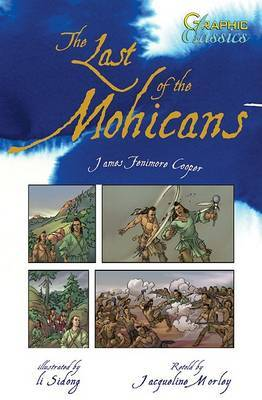 The Last of the Mohicans by James , Fenimore Cooper image