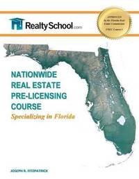 Specializing in Florida: Nationwide Pre-Licensing Course by Joseph R Fitzpatrick