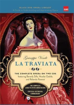 La Traviata (Book And CDs) by Giuseppe Verdi