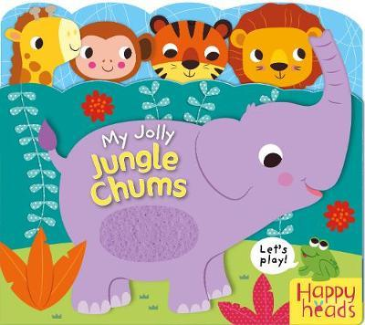 Happy Heads My Jolly Jungle Chums image