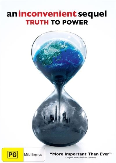 An Inconvenient Sequel: Truth to Power on DVD image