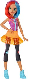 Barbie: Video Game - MultiColor Hair Hero Doll
