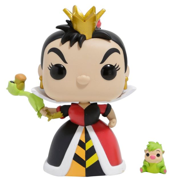 Alice in Wonderland - Queen of Hearts Pop! Vinyl Figure
