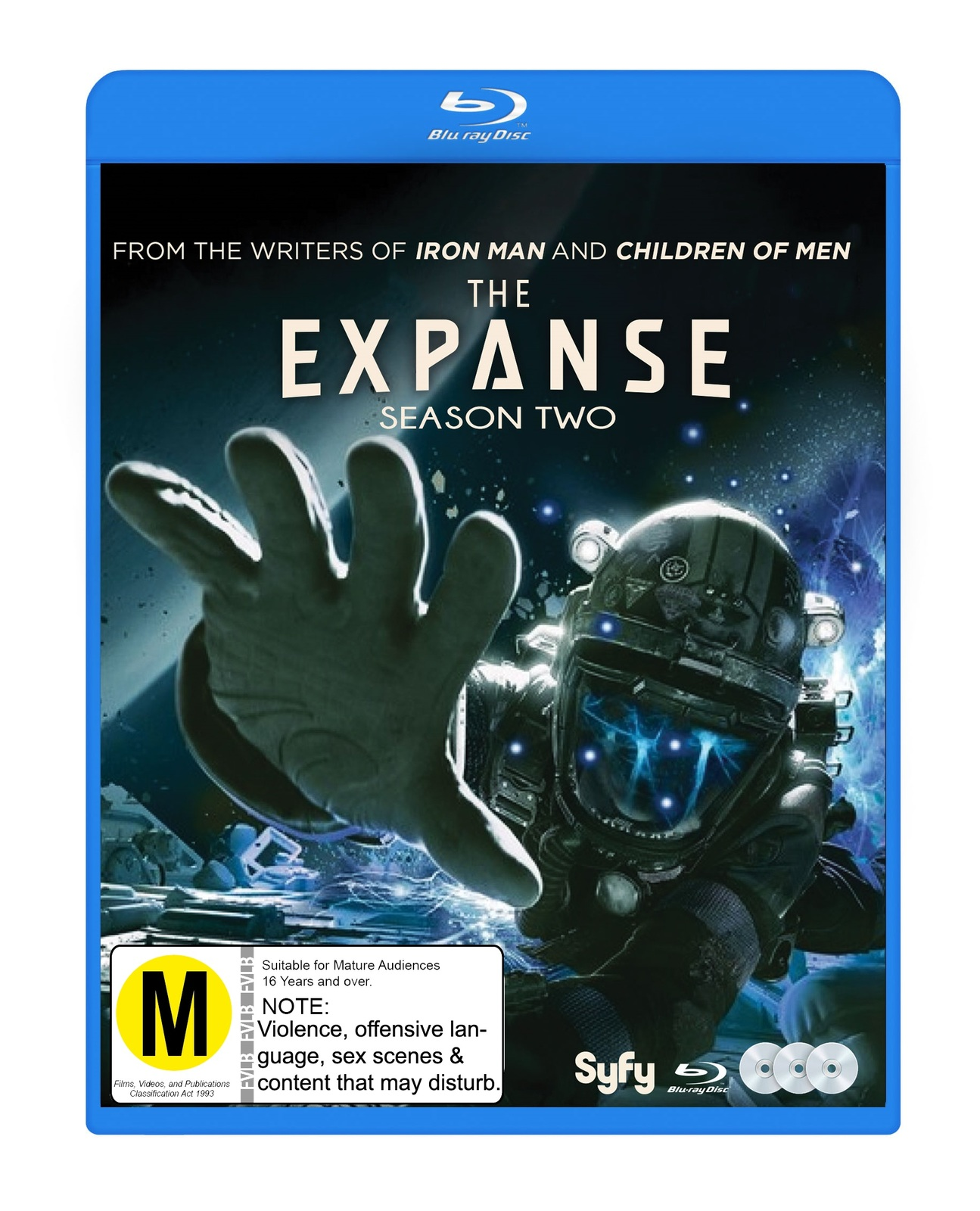 The Expanse: Season Two on Blu-ray image