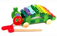 Eric Carle: Very Hungry Caterpillar - Xylophone