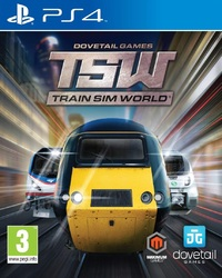 Train Sim World for PS4